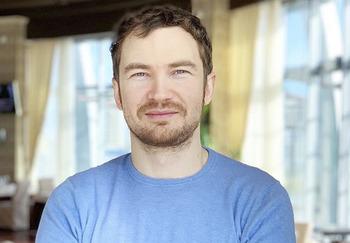 Блогер Антон Ельницкий
