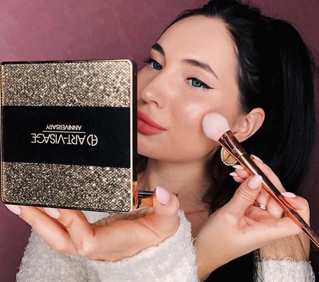 Блогер Анастасия Грудинина