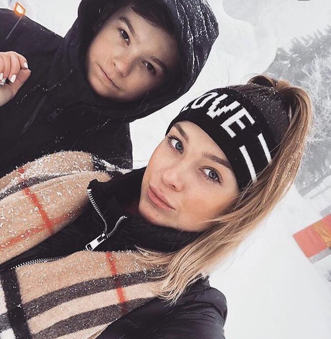 Блогер Юлия Алексеева
