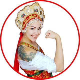 Блогер Маша Белка