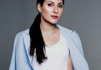 Блогер Марина Амулина