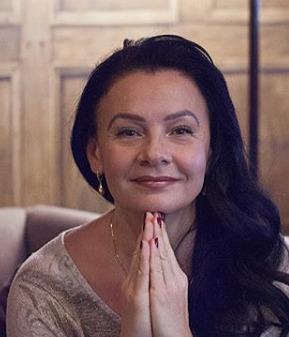 Блогер Марина Аристархова