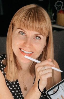 Блогер Ольга