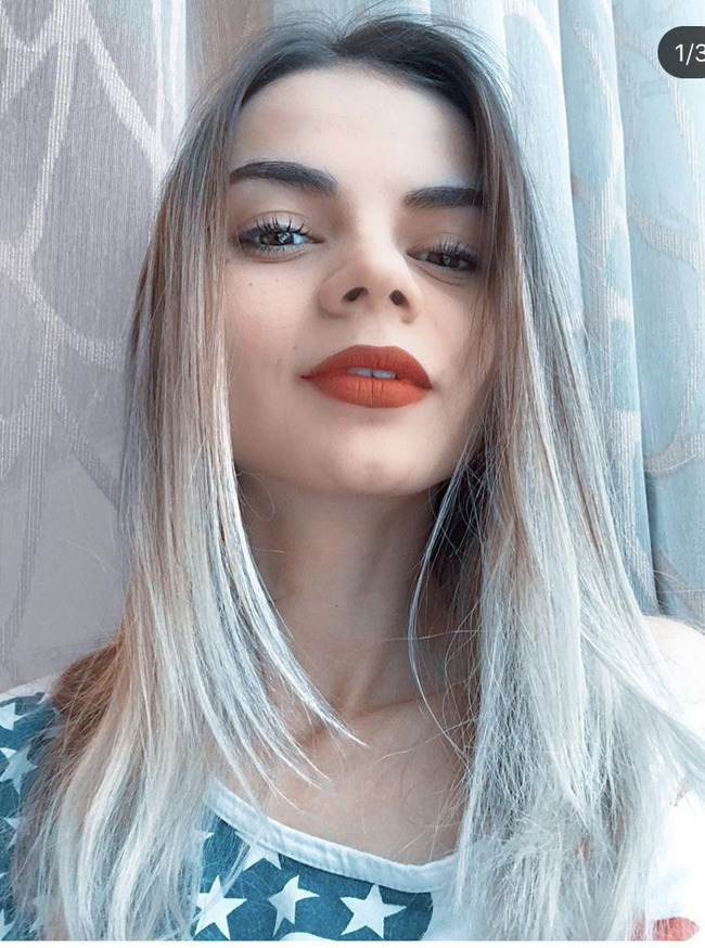 Блогер Валерия Евстафьева