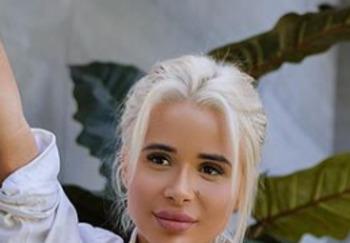 Блогер Мила Гриценко