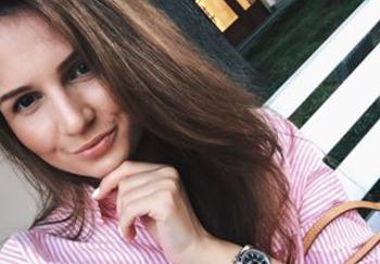 Блогер Настя Шевирина