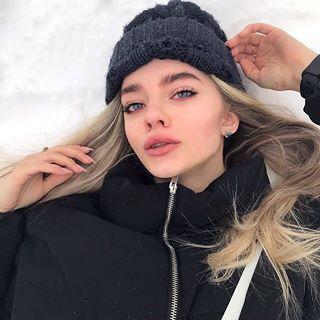 Блогер Полина Синяева