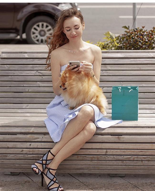 Блогер Ольга Бренди