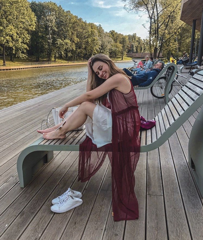 Блогер Мария Кит