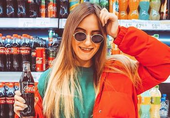 Блогер Наталья Золотарева
