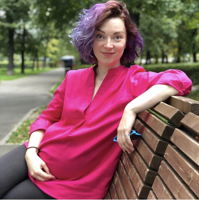 Блогер Виктория Верт