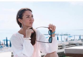 Блогер Анастасия Гончарова