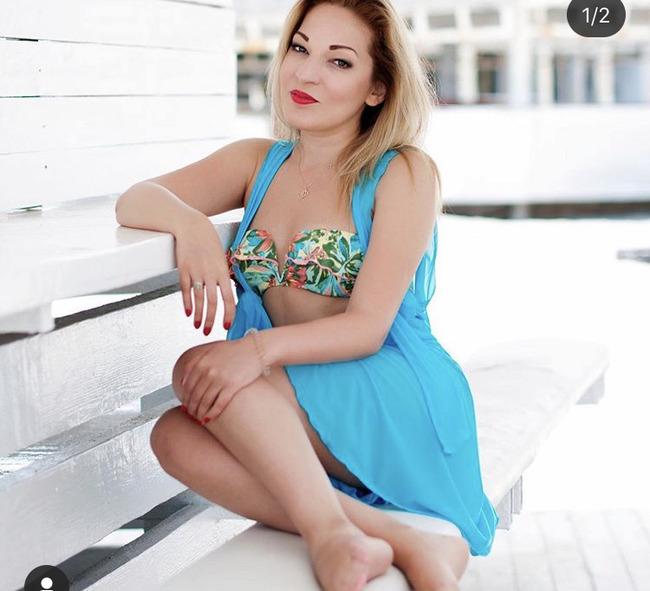 Блогер Жанна Чернякова