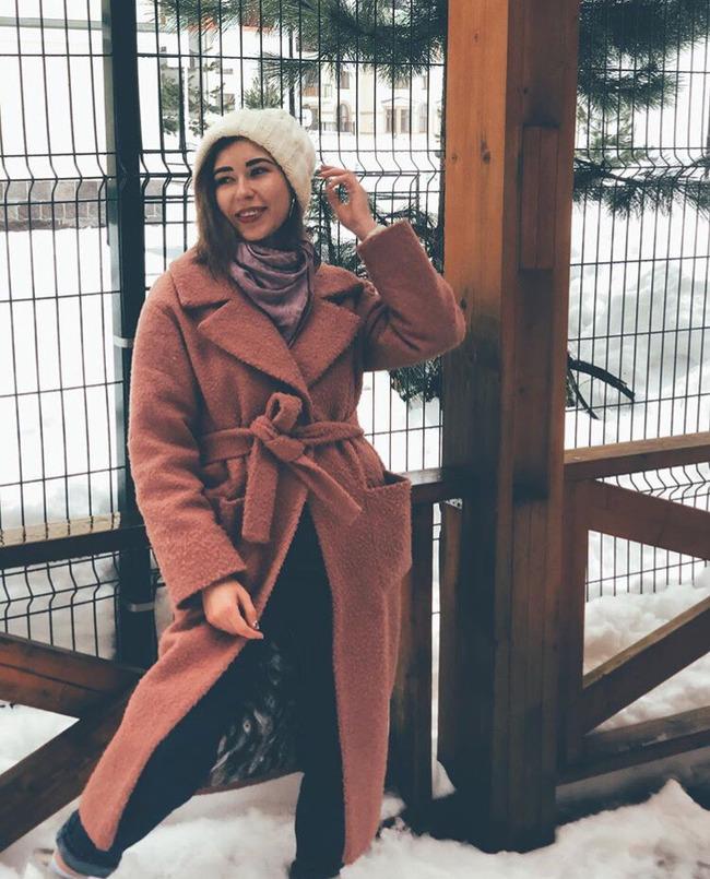 Блогер Алина Соколова
