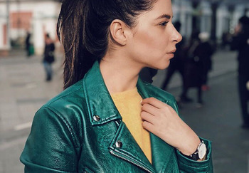 Блогер Лина Рагимова