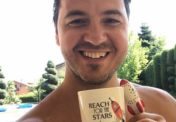 Блогер Дмитрий Супер
