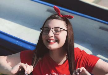 Блогер Вероника Рязанова