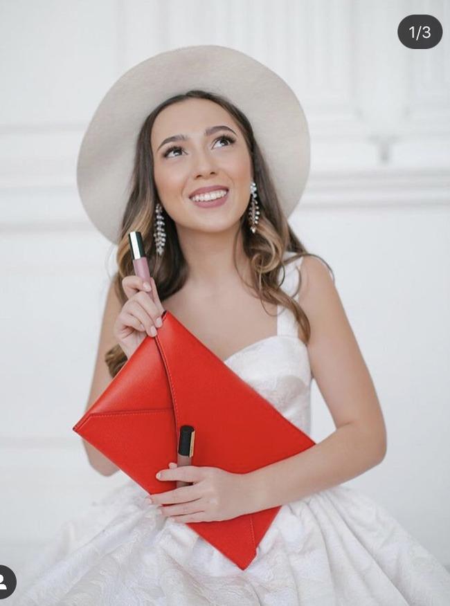 Блогер Диана Линберг