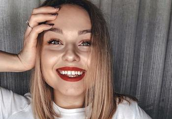 Блогер Рина