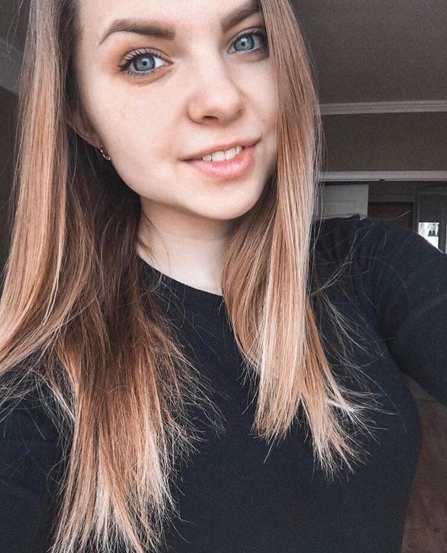 Блогер Ксения Сухенко