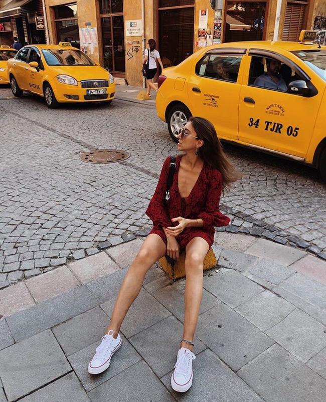 Блогер Анастасия Таири