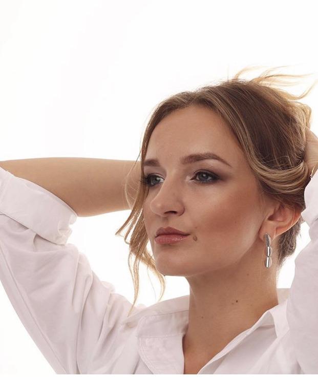 Блогер Марта Коронкевич