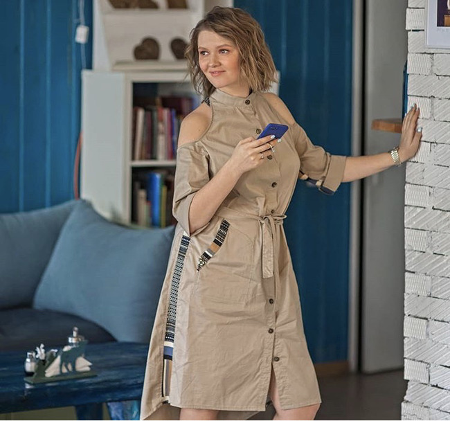 Блогер Татьяна Кидимова