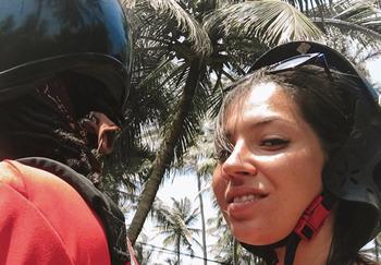 Блогер Наталья Франсис