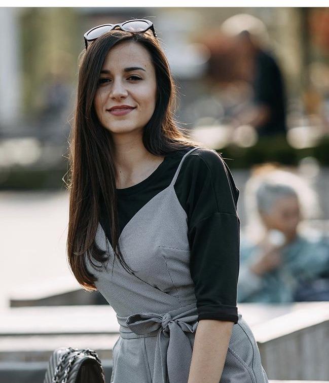 Блогер Дарья Пит