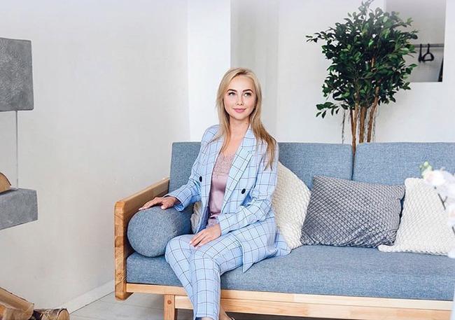 Блогер Анна Харченко