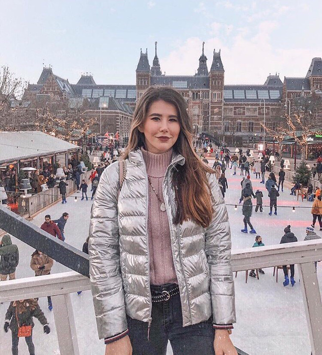 Блогер Эвелина Молко