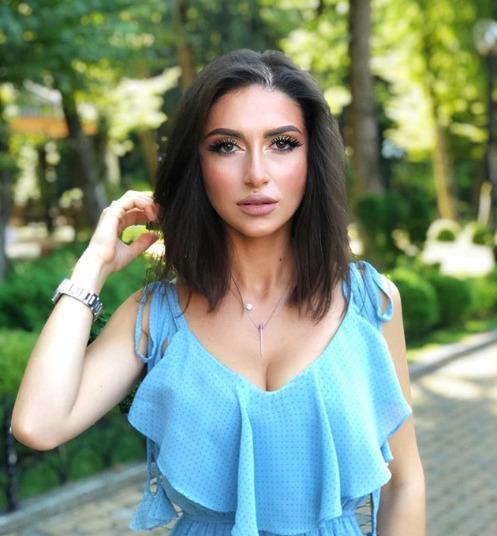 Блогер Мария Арутюнова