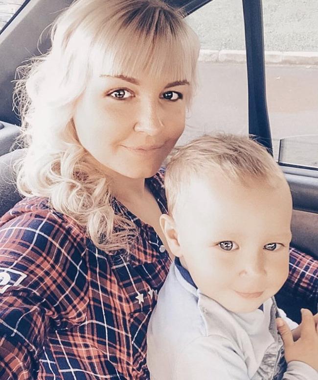 Блогер Екатерина Яцкив