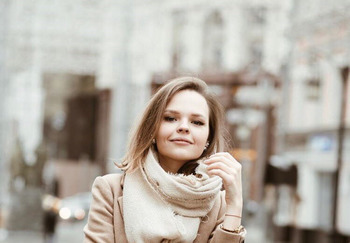 Блогер Анна Осадчая