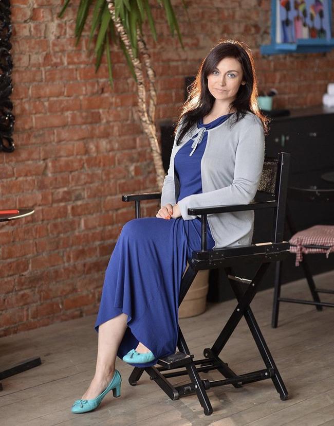 Блогер Лариса Соснина