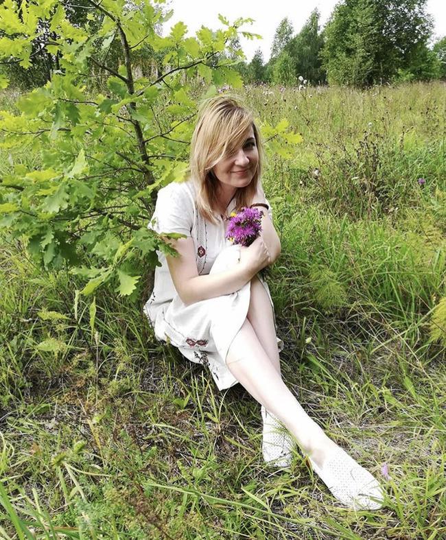 Блогер Евгения Лисенкова