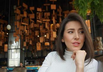 Блогер Юлия Бабченко