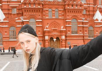 Блогер Кристина Колесникова