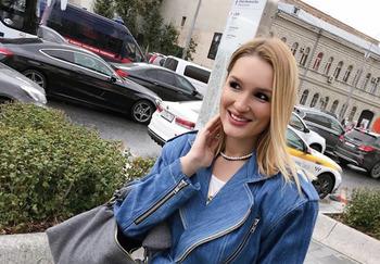 Блогер Катрин Лучник