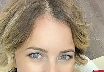 Блогер Ольга Прокопенко