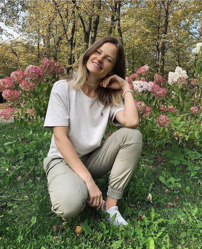 Блогер Александра Олейник