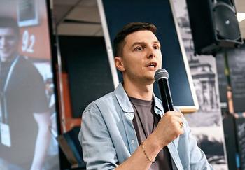 Блогер Дмитрий Ковпак