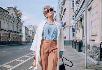 Блогер Ольга Дори