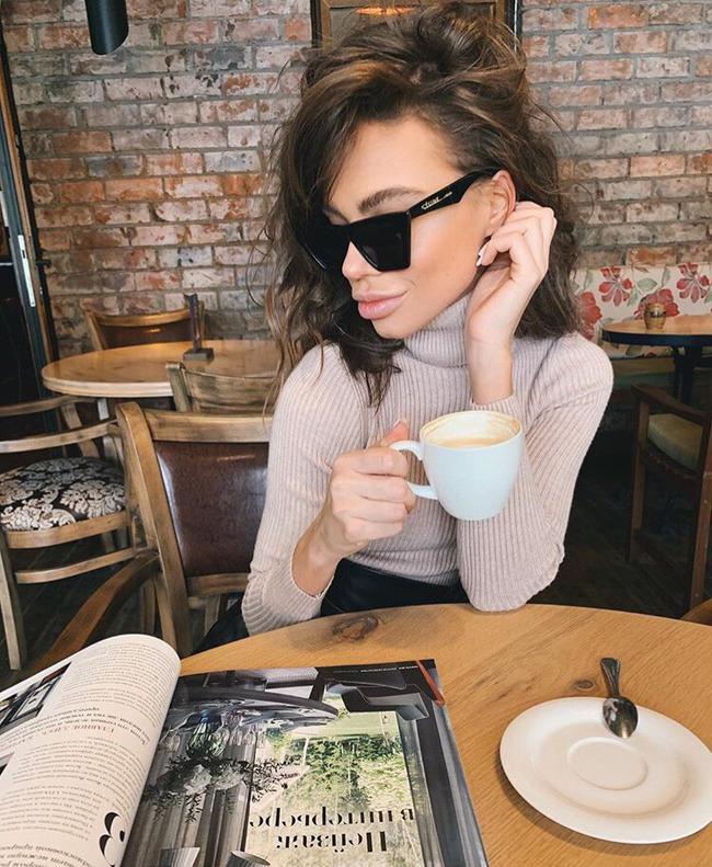 Блогер Ксения Карпунина