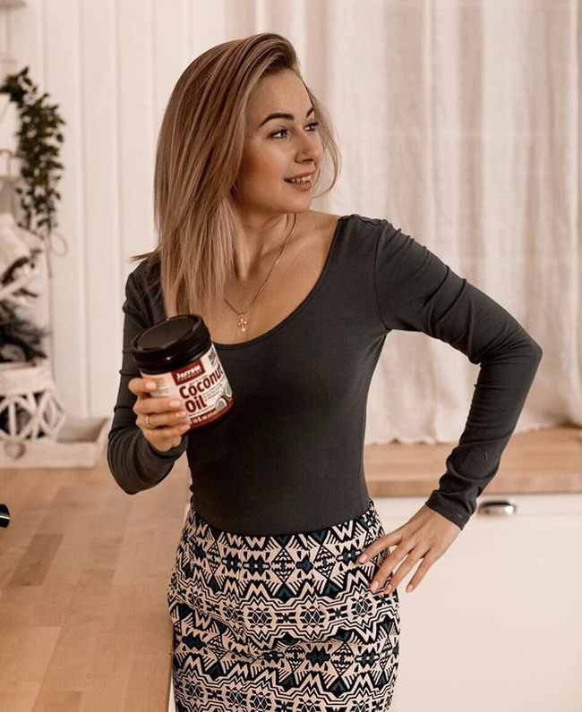 Блогер Екатерина Елисеева