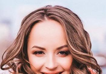 Блогер Ольга Половинкина