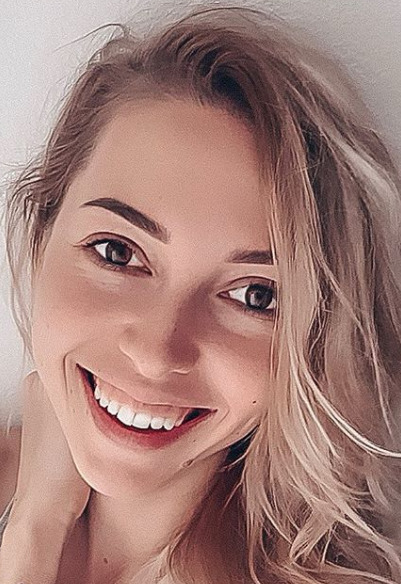 Блогер Ирина Емельянова