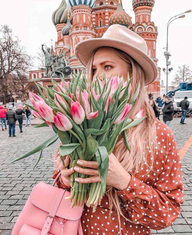 Блогер Марина Гладкая