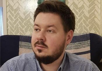 Блогер Михаил Копыркин