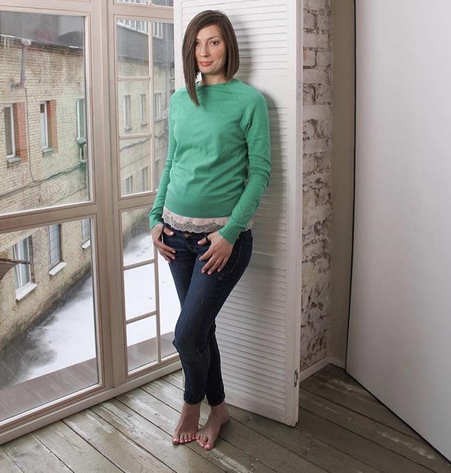 Блогер Надежда Ерофеева